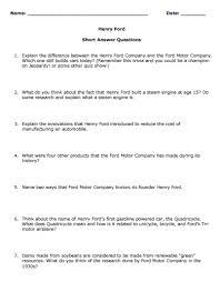 famous inventors reading comprehension worksheet sample
