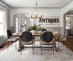 fixer upper dining table remodelaholic get this look fixer upper scrivano house dining room
