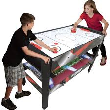 4 in 1 pool table triumph sports 4 in 1 vortex table air hockey pool billiards