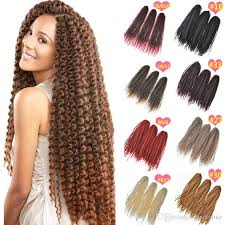 extension braids afro marley twist braid hair extension 18inch 100g afro