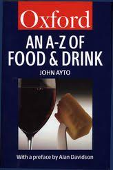 a z of food and drink oxford reference
