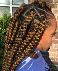 jumbo braids hairstyles pictures 42 chunky cool jumbo box braids styles in every length