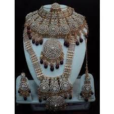 bridal jewellery on rent bridal jewellery set and jewelery manufacturer sr