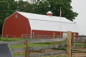 design metal barns with living quarters barndominum