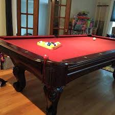 buy pool table near me how much to refelt a pool table new used bliard pool tables mover