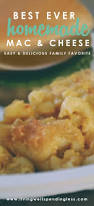 best ever homemade mac u0026 cheese the ultimate comfort food