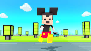 disney crossy road disney lol