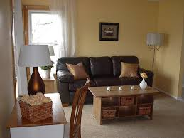 Brown Color Scheme Living Room Outstanding White Living Room Design With Glass Side Wall And