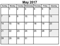 october 2017 printable calendar free printable 2017 calendars