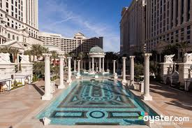 Las Vegas Strip Casino Map by Map Of Caesars Palace Hotel U0026 Casino Oyster Com Review