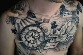 distinctive compass clock dove chest for