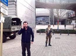 si e social bruxelles attentati a bruxelles salvini stavo andando in aeroporto la
