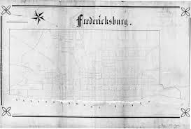 City Map Of Virginia by Fredericksburg Va Official Website Maps