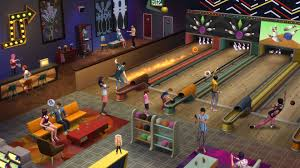 the sims 4 bowling night stuff for pc mac origin