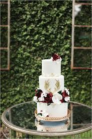red white and gold wedding cake picmia