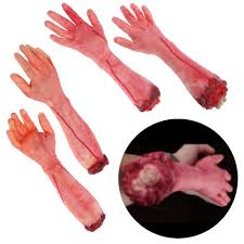 compare prices on halloween fake hand online shopping buy low