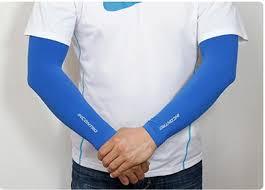 qoo10 cool arm sleeve sports equipment