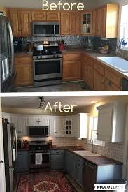 Kitchen Cabinet Door Makeover Kitchen Furniture Best Old Kitcheninets Ideas On Pinterest