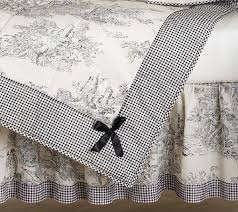 French Toile Bedding Black French Toile Baby Bedding 9 Pc Crib Set Only 189 99