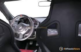 370z Nismo Interior 2015 Nissan 370z Nismo Test Drive The Four Wheels Japanese Warrior