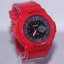 Jam Tangan Baby G Warna Merah casio g shock kw baby g romawi kw