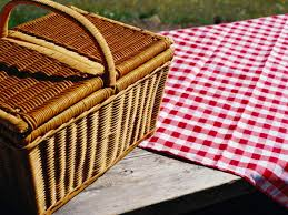 Fitted Picnic Tablecloth Picnic And Outdoor Dining Tips Taste The Cooking