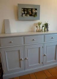 repeindre sa cuisine en gris repeindre un meuble peint meuble cuisine repeint en gris