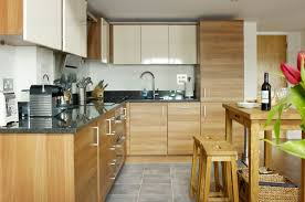 Kitchens With Stylish TwoTone Cabinets - Modern cabinets for kitchen