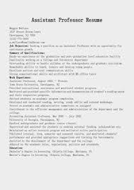 Sample Resume For Assistant Professor Position 361 Resume Uses Of Satellite Essay Dissertation Results