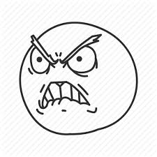 Fuuuu Meme Face - angry angry face emotion funny fuuuu irritated meme icon
