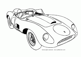 cars on coloring pages sports cars and old cars 15445