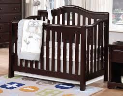 Espresso Baby Crib by Shermag Liberty 4 In 1 Convertible Crib Dark Espresso Babies