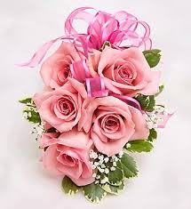 pink corsage pink spray wrist corsage in ipswich ma ipswich hearts n