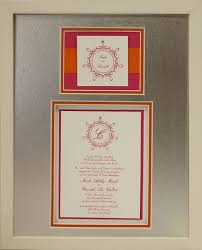 wedding invitations nj 17 best wedding invitation frames images on custom
