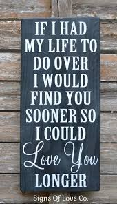 wedding quotes on wood chalkboard wood wedding sign painted anniversary gift couples