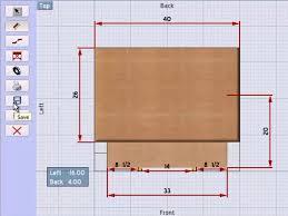 Furniture Design Software Create Shop Drawings In Sketchlist 3d Woodworking Design Software