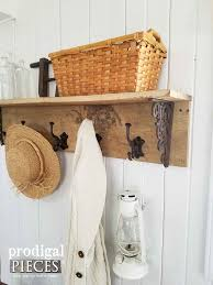 diy coat rack farmhouse style prodigal pieces
