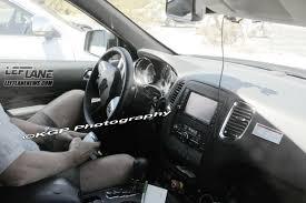 2001 Dodge Durango Interior 2012 Dodge Durango Interior Spied