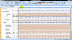 sample financial analysis report excel pccatlantic spreadsheet