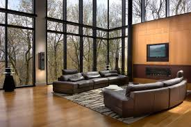 cool living rooms modern cool modern living room montreal by proscenium