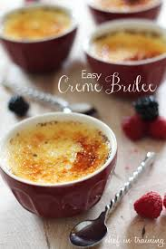 creme brûlée chef in training
