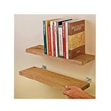 floating shelves brackets amazon com