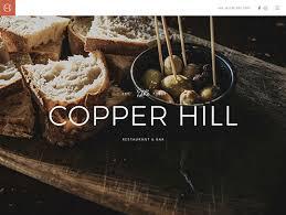pro copper hill u2013 download restaurant business joomla template