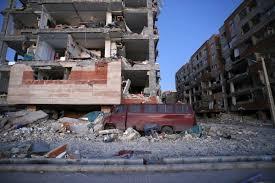 Area Code 207 Powerful Earthquake On Iran Iraq Border Kills 207 People World