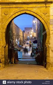 si e unesco rue de la skala in the medina at unesco heritage site