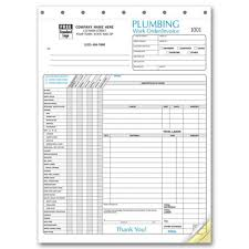 plumbing invoice forms free shipping 1099 from irs 6540 vawebs