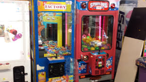 arcades4home com chocolate factory claw machine by ice