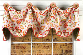 How To Sew A Curtain Valance Mims Curtain Valance Sewing Pattern