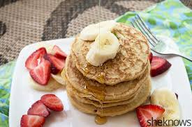 Protein Pancakes With Cottage Cheese by Make Cottage Cheese Pancakes For A Healthier Protein Packed Stack