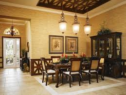 dining room in spanish decor color ideas photo at dining room in